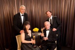 Fisher Stevens 82�me C�r�monie des Oscars 2010 photo 3 sur 3