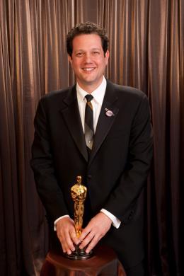 Michael Giacchino 82ème Cérémonie des Oscars 2010 photo 1 sur 3