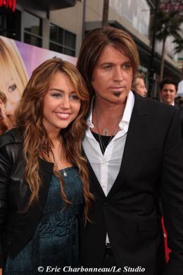 Billy Ray Cyrus Avant-première mondiale Hannah Montana photo 4 sur 9
