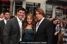 Billy Ray Cyrus Avant-première mondiale Hannah Montana photo 2 sur 9