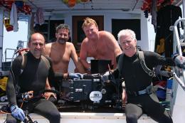 photo 12/13 - Voyage sous les mers 3D - © Wild Bunch Distribution
