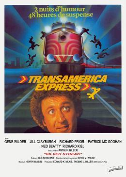 photo 10/10 - Transamerica express - © Swashbuckler Films