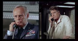 photo 7/13 - Leif Erickson, Burt Lancaster - L'ultimatum des trois mercenaires - © Carlotta Films