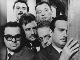 Signore & signori Virgilio Scapin, Franco Fabrizi, Gigi Ballista, Alberto Lionello photo 1 sur 4