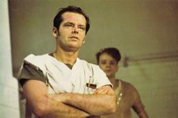 photo 4/8 - Jack Nicholson - Vol au-dessus d'un nid de coucou - © Splendor films