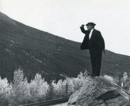 photo 4/4 - Buster Keaton - The Railrodder - © Splendor Films