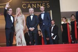 Reda Kateb Cannes 2017 Clôture Tapis photo 9 sur 139