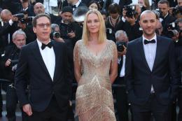 Reda Kateb Cannes 2017 Clôture Tapis photo 7 sur 139