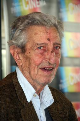 Maurice Garrel Soirée de clôture de Paris Cinéma le 13 juillet 2007 photo 3 sur 5