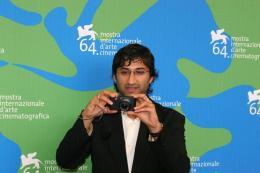 Asif Kapadia Festival de Venise 2007 photo 2 sur 3