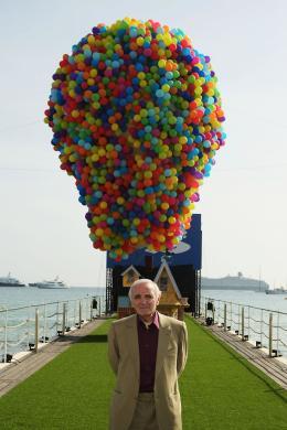 photo 132/409 - Charles Aznavour - L�-Haut - © Walt Disney Studios Motion Pictures France