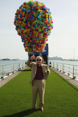 photo 130/409 - Charles Aznavour - L�-Haut - © Walt Disney Studios Motion Pictures France
