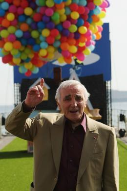 photo 137/409 - Charles Aznavour - L�-Haut - © Walt Disney Studios Motion Pictures France