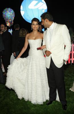 photo 156/409 - Aishwarya Rai - Festival de Cannes 2009 - L�-Haut
