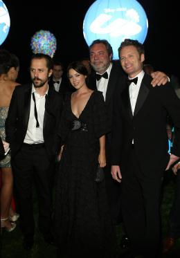 photo 183/409 - Giovanni Ribisi - Festival de Cannes 2009 - L�-Haut