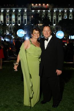photo 169/409 - John Lasseter - Festival de Cannes 2009 - L�-Haut