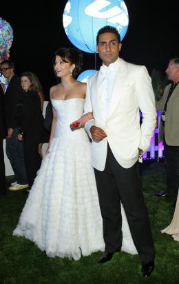 photo 161/409 - Aishwarya Rai - Festival de Cannes 2009 - L�-Haut