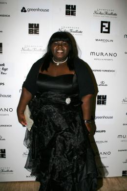 photo 23/32 - Gabourey 'Gabby' Sidibe - Soirée Precious, Cannes 2009 - Precious - © Villa Murano