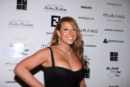 photo 18/32 - Mariah Carey - Soirée Precious, Cannes 2009 - Precious - © Villa Murano