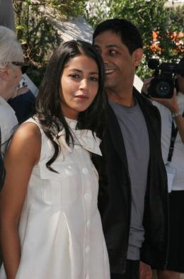 photo 33/56 - Leïla Bekhti - Conférence de presse de Un prophète, Cannes 2009 - Un Prophète - © Isabelle Vautier pour CommeAuCinema.com