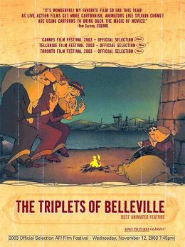 photo 21/23 - Les Triplettes de Belleville - © Diaphana