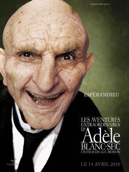 photo 53/56 - Les Aventures extraordinaires d'Adèle Blanc-Sec - © EuropaCorp Distribution