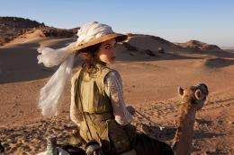 photo 34/56 - Louise Bourgoin - Les Aventures extraordinaires d'Adèle Blanc-Sec - © EuropaCorp Distribution