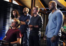 Adam Jamal Craig NCIS : Los Angeles - Saison 1 photo 3 sur 5