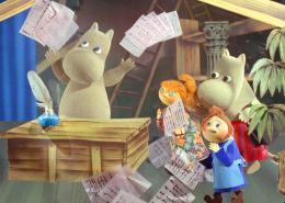 Moomin et la folle aventure de l'été photo 8 sur 13
