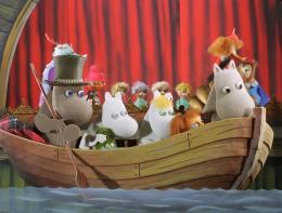 Moomin et la folle aventure de l'été photo 1 sur 13
