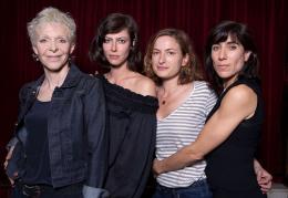 X-Femmes Tonie Marshall, Anna Mouglalis, Zoe Cassavetes et Blanca Li photo 1 sur 28