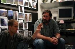 photo 336/409 - Pete Docter et Bob Peterson - L�-Haut - © Walt Disney Studios Motion Pictures France