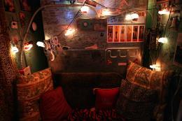 photo 329/409 - Le Love Lounge - L�-Haut - © Walt Disney Studios Motion Pictures France