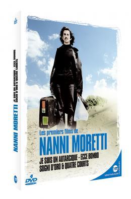 Les Premiers films de Nanni Moretti DVD photo 1 sur 2