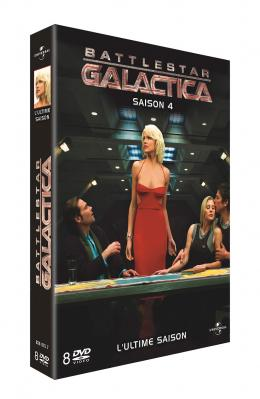Battlestar Galactica - Saison 4, l'intégrale Dvd photo 1 sur 1