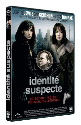 Identité suspecte Jaquette dvd photo 1 sur 9