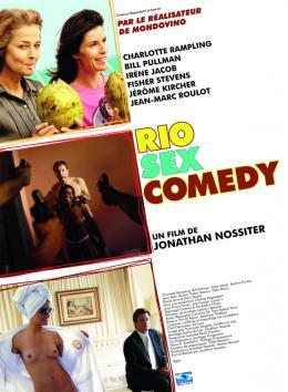 photo 13/13 - Affiche - Rio Sex Comedy - © Ocean films