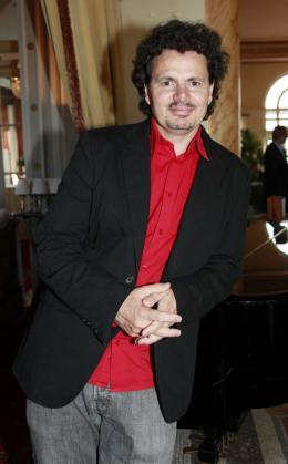 Bernard Jeanjean Festival de Cabourg 2009 photo 2 sur 3