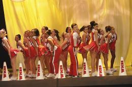 photo 173/316 - Chris Colfer, Amber Riley, Naya Rivera, Heather Morris - Glee - © Fox Pathé Europa