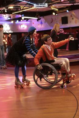 Jenna Ushkowitz Glee - Saison 1 photo 8 sur 17
