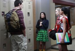 photo 177/316 - Cory Monteith, Dianna Agron - Saison 1, épisode pilote - Glee
