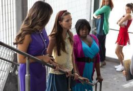photo 49/316 - Melissa Benoist, Alex Newell, Jenna Ushkowitz - Glee - © Fox