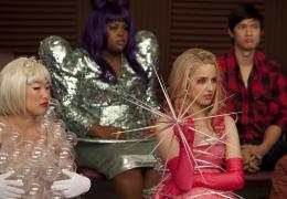 photo 170/316 - Jenna Ushkowitz, Amber Riley, Dianna Agron - Glee - © Fox Pathé Europa