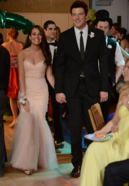 photo 66/316 - Lea Michele, Cory Monteith, Chris Colfer, Darren Criss - Glee - © Fox