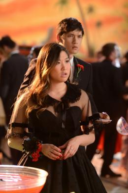 photo 67/316 - Jenna Ushkowitz, Harry Shum Jr. - Glee - © Fox
