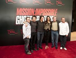 photo 160/402 - Conférence de presse à Dubai: Mission Impossible 4 - Tom Cruise - © Paramount