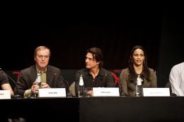 photo 153/402 - Conférence de presse à Dubai: Mission Impossible 4 - Tom Cruise - © Paramount