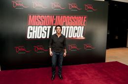 photo 163/402 - Conférence de presse à Dubai: Mission Impossible 4 - Tom Cruise - © Paramount