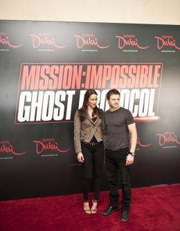 photo 162/402 - Conférence de presse à Dubai: Mission Impossible 4 - Tom Cruise - © Paramount
