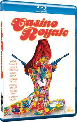 Casino Royale. Blu-Ray photo 2 sur 2